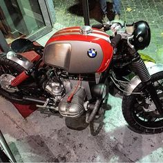BMW Cafe Racer (@caferacerbmw) • Instagram photos and videos