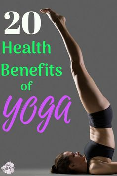 Regular yoga practice has many health-related benefits, including weight loss, even if you are a beginner! Click through to learn more about the health benefits of yoga and how you can get started today!