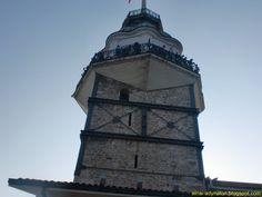 Maiden's tower, Istanbul [pics]. Ο Πύργος του Λεάνδρου στην Πόλη.