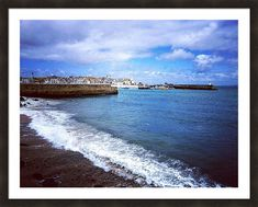Coast Framed Print featuring the photograph Coast by Purelite Photography