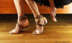 tanya heath Tanya Heath's Interchangeable Heels Could Revolutionize Women's Footwear Interchangeable Heels, Tango Shoes, Dancing Shoes, Magazine Mode, Everyday Shoes, Madame, Chunky Heels, Character Shoes, Stiletto Heels