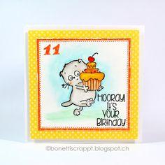#cat #birthday #scrapberry's #c.c.designs #stempelgartenchallenge