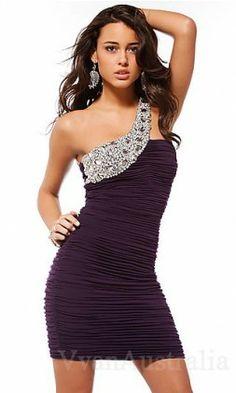 Dezire Thompson Homecoming Dress Vestidos De Fiesta Brillantes d77c515ca0d0