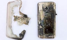 Samsung blames manufacturing issues for exploding Galaxy Note 7 phones