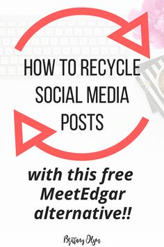 Recycle social media content on autopilot so you never run out of content! Alternative to Meet Edgar and more affordable. Create content libraries and a content schedule. Learn the best times to post while tracking your growth. Social Media Scheduling Tools, Social Media Content, Social Media Tips, Content Marketing, Social Media Marketing, Business Tips, Online Business, Starting An Online Boutique, Best Time To Post