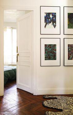 Classic Paris family apartment