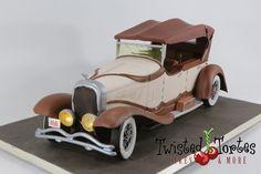 1929 Duesenberg Phaeton Royale Model J by Twisted Tortes