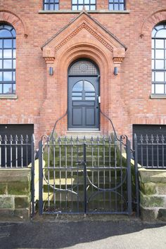 Heritage Church Conversions, Main Street, Townhouse, Outdoor Decor, Terraced House