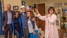 Gloria Calderón Kellett and Mike Royce are co-creators and producers of Netflix's remake of the Norman Lear sitcom - grandmother, played by Rita Moreno