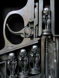 9mm H.R. Giger
