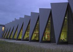 Estação de energia na Dinamarca - C. F. Møller | http://www.bimbon.com.br/projeto/estacao_de_energia_na_dinamarca