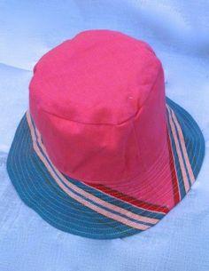 f6ba9469c39 African Print Kikoi Hats Stay Safe