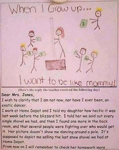 Kids home work