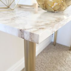 17 Chic Marble Contact Paper DIYs | Contact paper, Marbles and DIY ideas