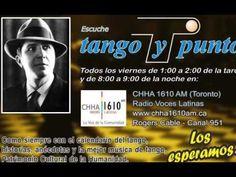 Tango y Punto Voces Latinas - Viernes 1 de JULIO de 2016 8 PM - YouTube