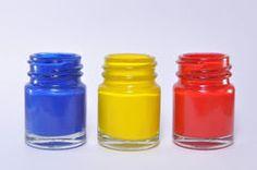 Primaire kleuren Royalty-vrije Stock Foto's