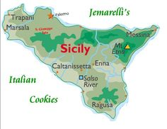 Sicily, the country of my ancesters.  San Giuseppe Jato, the town where my mother and grandparents were born.