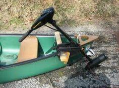 Trolling Motor For Canoes