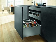 LEGRABOX pure drawer system by Blum Australia – Selector