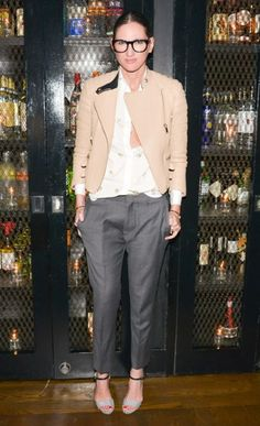 Jenna Lyons's best looks - Fashion Galleries - Telegraph