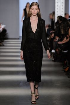 Wes Gordon Fall 2014 Ready-to-Wear Fashion Show