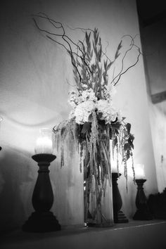 Wedding flower arrangement