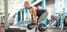 Hey ladies! If you focus on training your glutes, you'll get a whole body's worth of benefits! Here's the best way to a better rear end and a more aesthetic physique.