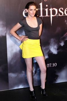 Kristen Stewart at a Twilight Eclipse event in Sydney