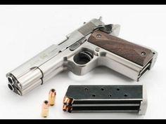 Pistola doble cañón