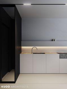 Minimalist Interior Design - Minimalist Home Decor - Minimalist Home Decor, Minimalist Interior, Casa Kardashian, Interior Design Kitchen, Kitchen Decor, Küchen Design, House Design, Casa Milano, Style Loft