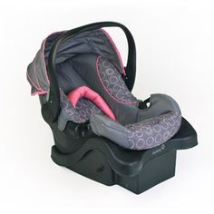Safety 1st - onBoard 35 Infant Car Seat, Orion Pink  Yessss $95! X 2 = $190  Skinny car seats - check!
