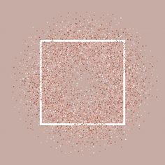 rose gold wallpaper backgrounds - Rose gold glitter background with white frame vector image on White Glitter Background, Gold Wallpaper Background, Rose Gold Wallpaper, Trendy Wallpaper, Wallpaper Backgrounds, Frame Background, Wallpapers, Vector Background, White Background Instagram