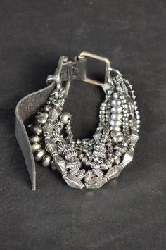 Goti- Silver Bracelet