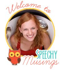Very insightful posts with a genuine love for speech language pathology. Great resource and a good read. SLP blog http://speechymusings.com/