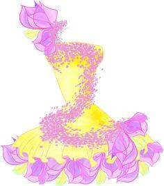 Ella new Mythix dress by Sky6666.deviantart.com on @DeviantArt