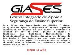 GIASES 16 ANOS