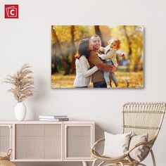 Keep your metal prints lasting for a lifetime with proper maintenance. Be sure to consistently wipe away any dust particles or smudges that may appear to keep your canvas in top condition.