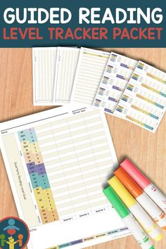 Reading Level Tracking Sheets : Motivate your readers! Use these as self-assessment tools to encourage students to watch their growth or organize guided reading groups and classroom stamina with these fun graphs and charts! Phonics Rules, Phonics Lessons, Spelling Activities, Teaching Phonics, Primary Teaching, Reading Fluency, Reading Stamina, Reading Intervention, Guided Reading Levels