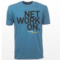 Free T-Shirt from Fluke Network – Company Name & Review Required