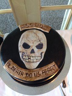 My wedding cake <3 Perfect <3