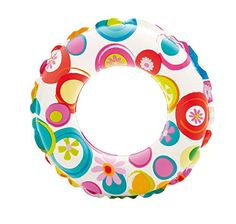 Intex Recreation 59230EP Lively Print Swim Ring 20 assorted designs * You can find more details by visiting the image link.Note:It is affiliate link to Amazon.