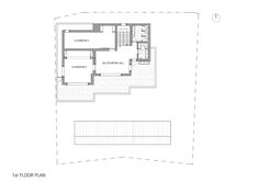Sorgo Arts School,First Floor Plan