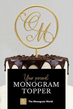Wedding Monograms, Wedding Logos, Monogram Wedding, Monogram Template, Candy Bar Wedding, Wedding Designs, Big Day, Perfect Wedding, Reception