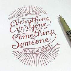 Good words to remember. Type by @prspctv_cllctv | #typegang - typegang.com | typegang.com #typegang #typography