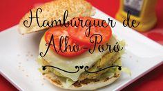 Hambúrguer de Alho-poró
