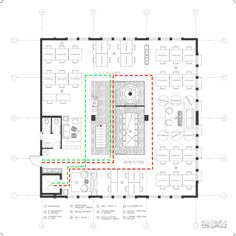 Apester & Cocycles Offices,First Floor Plan