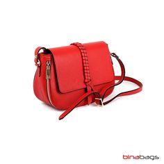 You Bag, Brand You, Amelia, Saddle Bags, Fashion Backpack, Backpacks, Red Leather, Leather Bag, Model