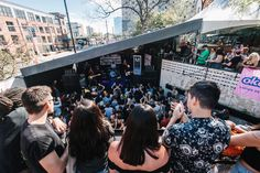 We collaborated with Brooklyn Vegan for their Lost Weekend SXSW event.
