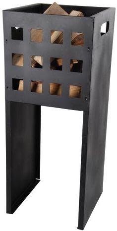 Esschert Design Fire Basket - Tall square