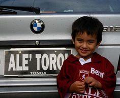 Il Toro a Tonga!